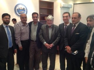 Karachi Chamber of Commerce Conference