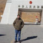 Dr. Shahid Rashid at Khunjerab Pass