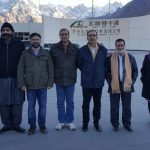 Dr. Shahid Rashid, along with Custom Department Delegation, on Sust Dry Port