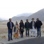 Field Visit to Maqpoondas Special Economic Zone, Gilgit Baltistan by CoE-CPEC Delegates