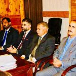 Meeting between CoE-CPEC Delegates and Chief Minister Gilgit-Baltistan