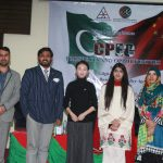 CoE-CPEC staff with delegates from CPEC Cultural Communication Centre, China.